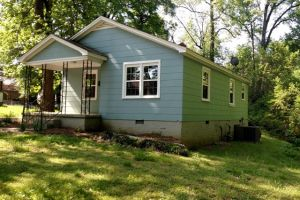 SOLD! 318 Davidson Street Clinton SC *Rented*